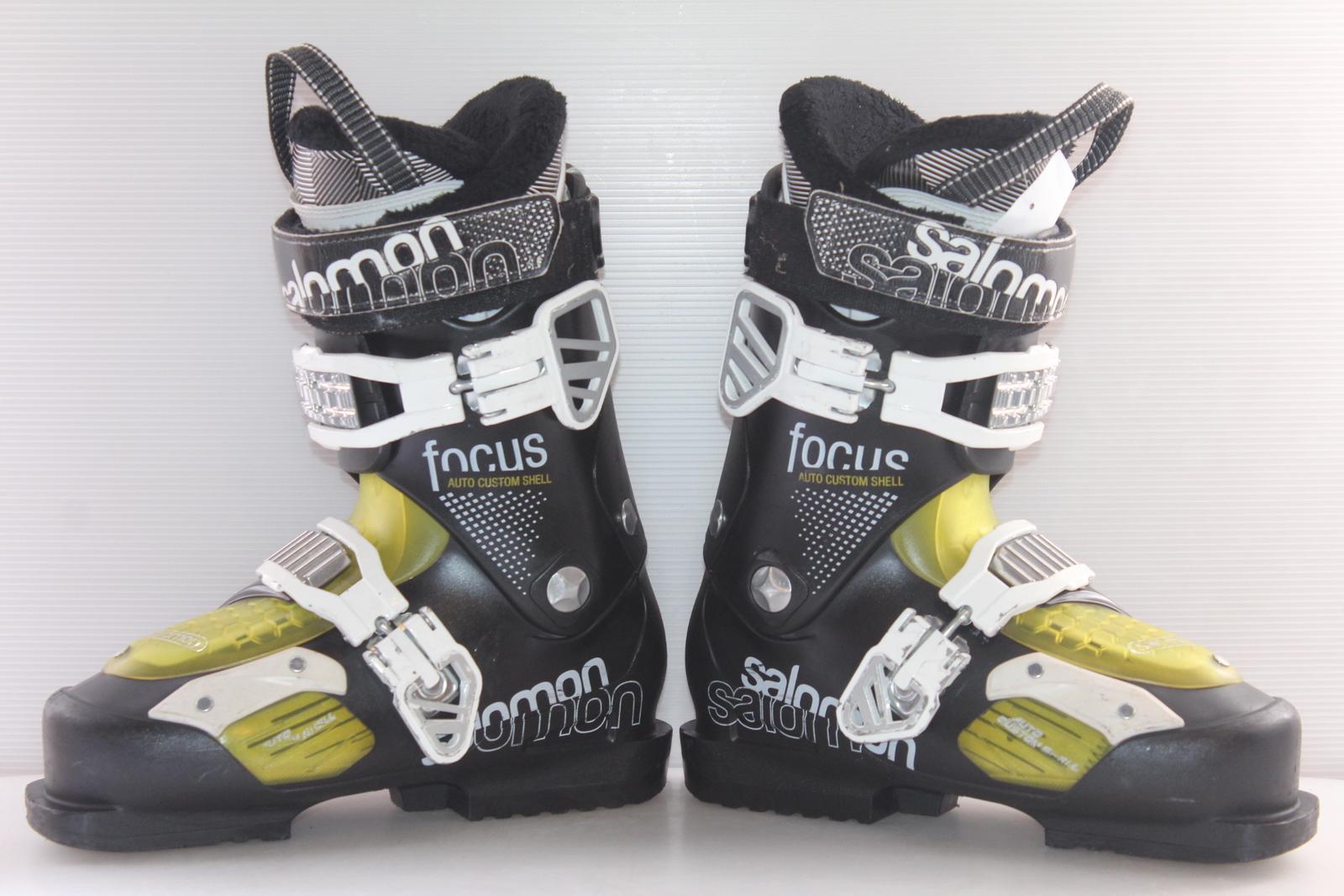 Dámské lyžáky Salomon Focus vel. EU38.5