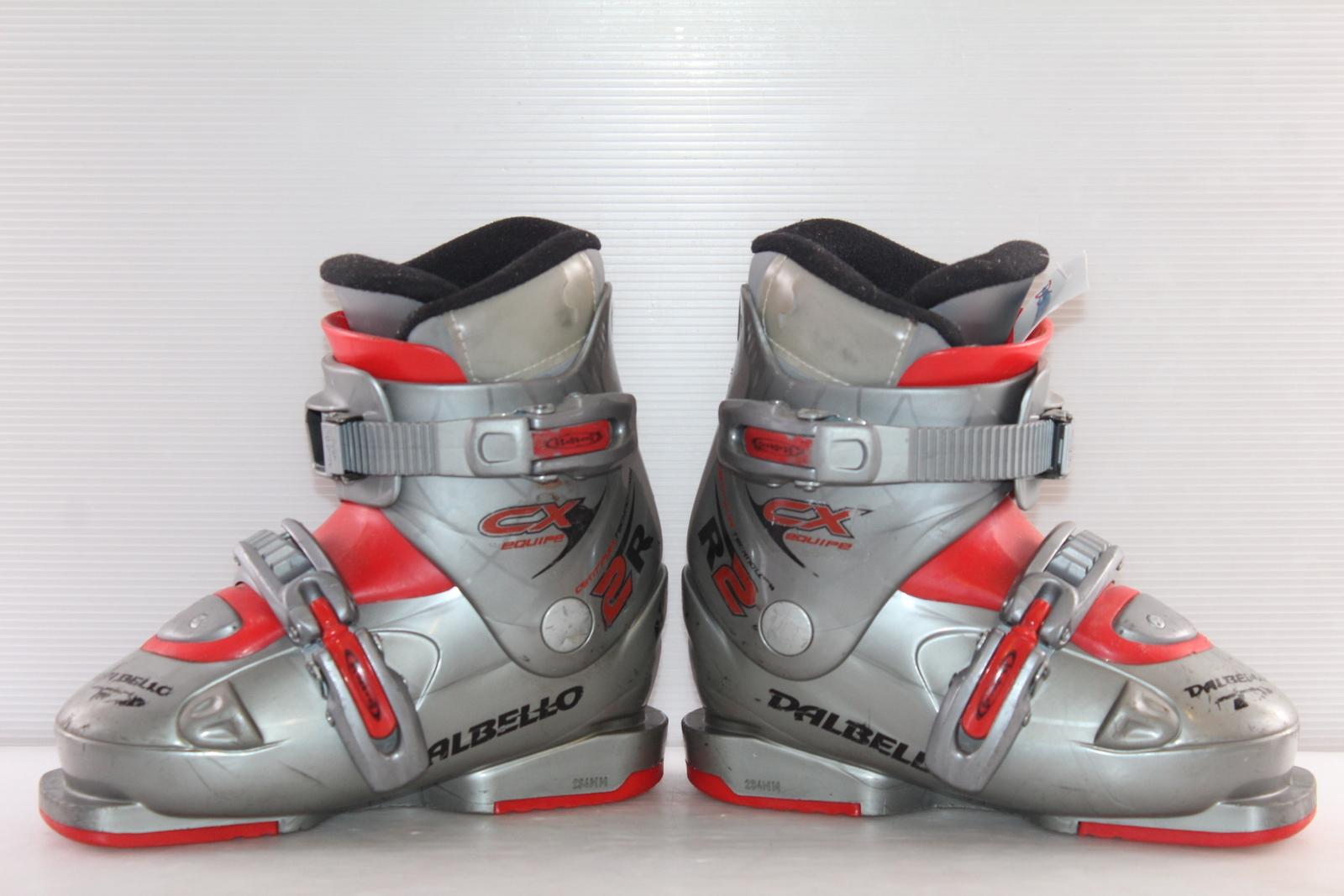 Dětské lyžáky Dalbello CX Equipe R2 vel. EU30.5