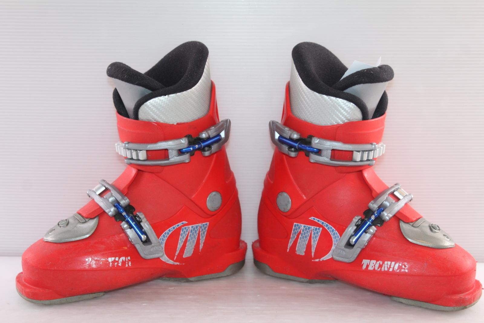 Dětské lyžáky Tecnica RJ vel. EU31