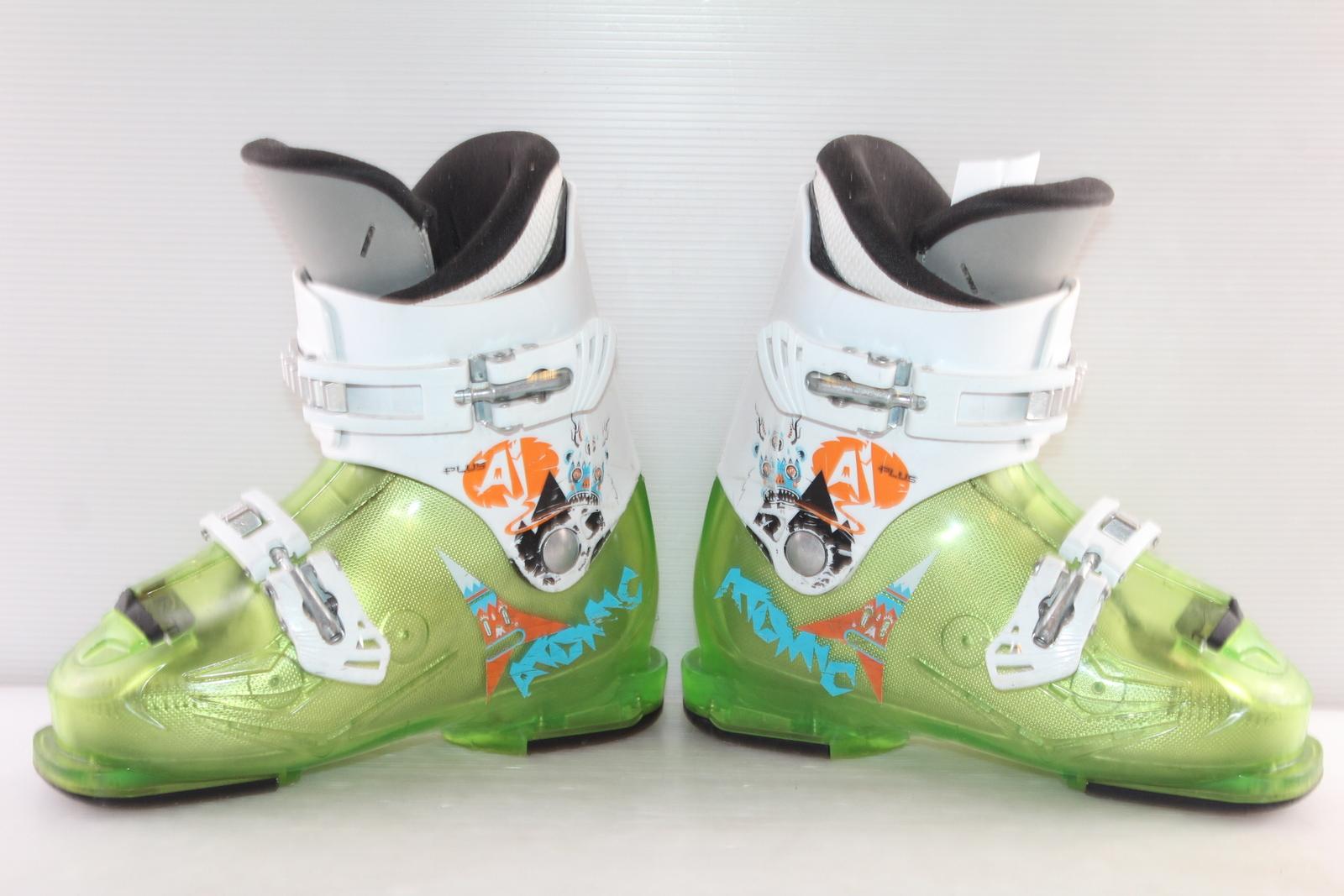 Dětské lyžáky Atomic AJ plus vel. EU32