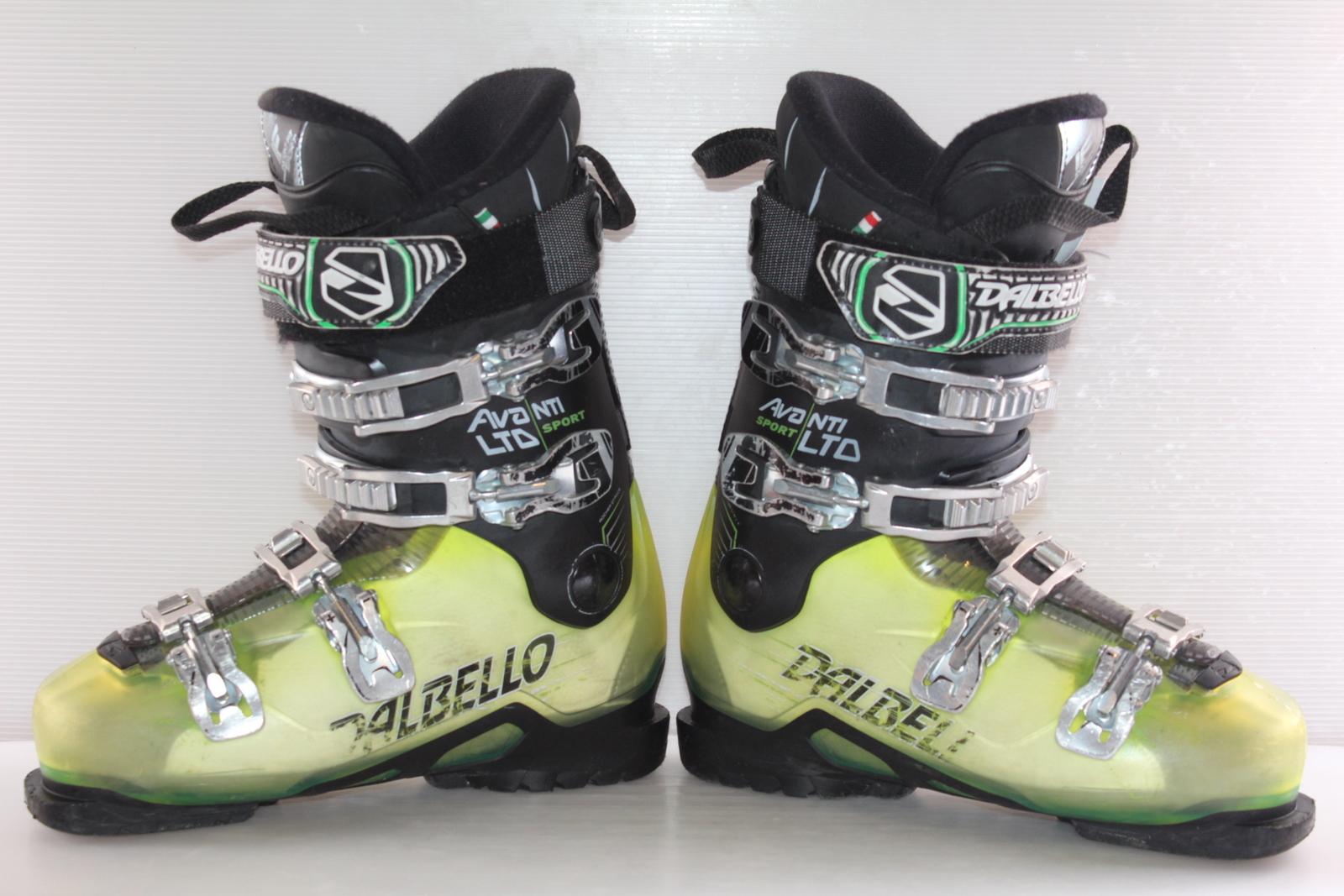 Lyžařské boty Dalbello Avanti Sport LTD vel. EU42 flexe 85