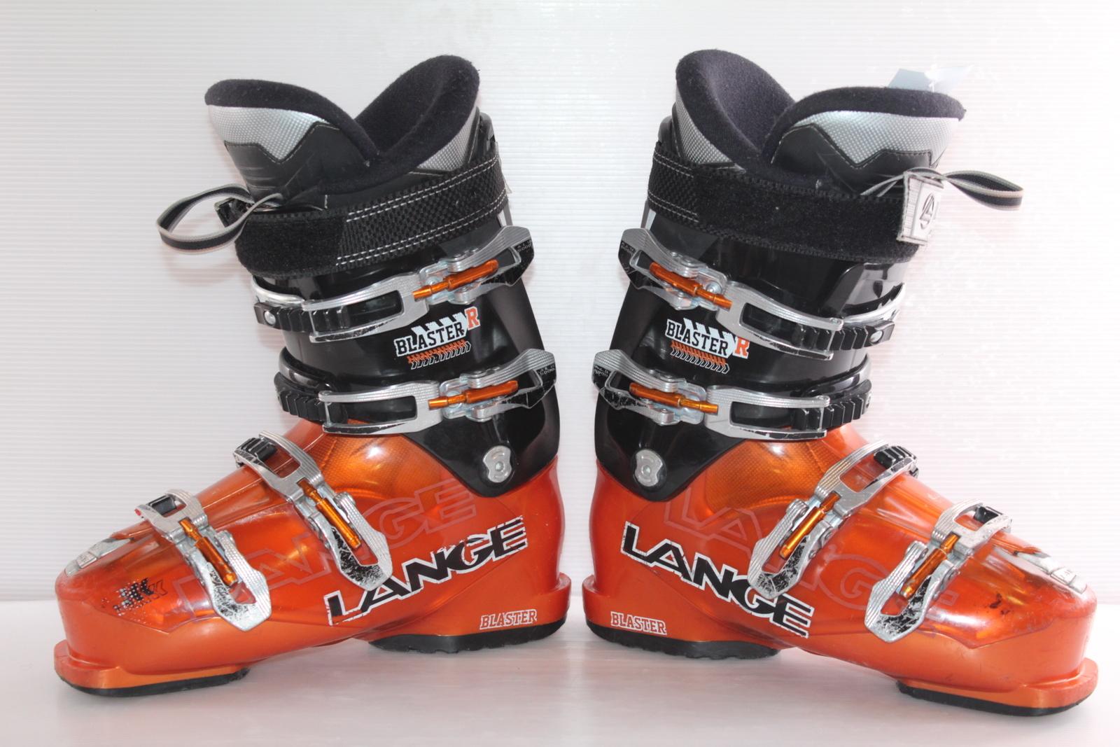 Lyžařské boty Lange Blaster R vel. EU40