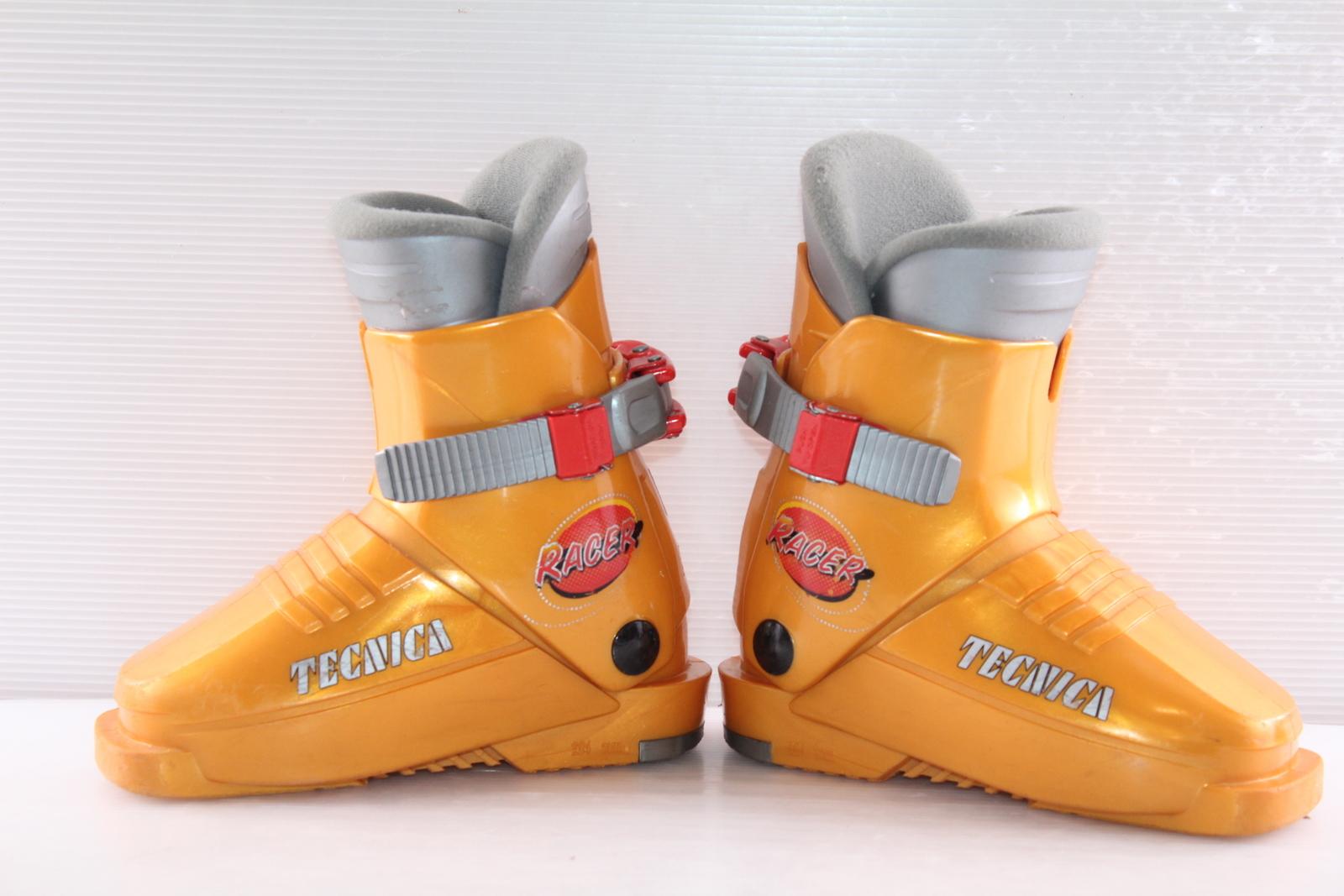 Dětské lyžáky Tecnica Racer vel. EU23