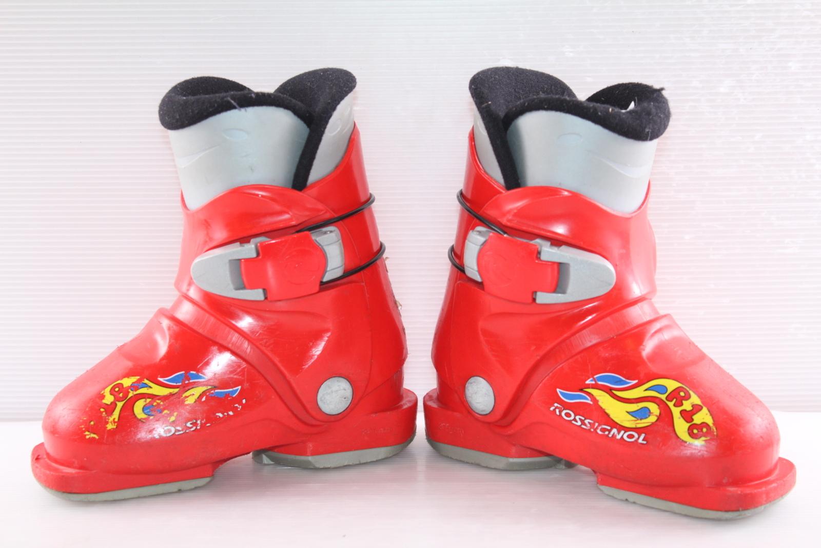 Dětské lyžáky Rossignol R18 vel. EU26.5
