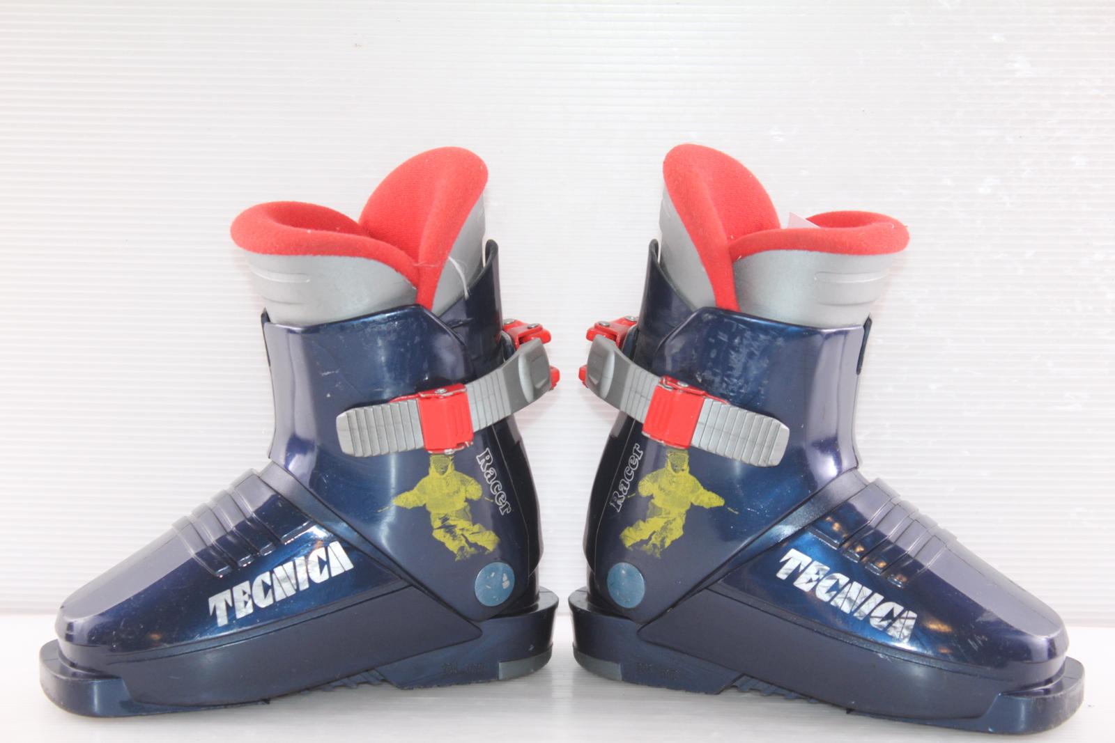 Dětské lyžáky Tecnica Racer vel. EU25