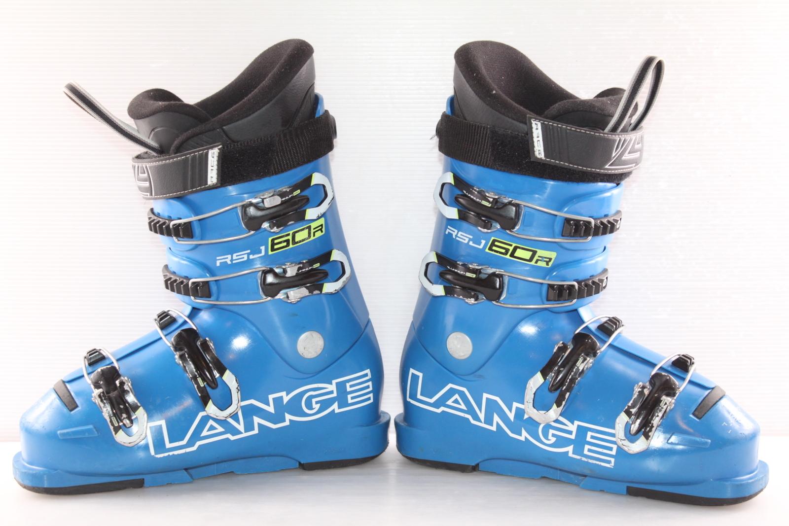 Dětské lyžáky Lange RSj 50R vel. EU36.5