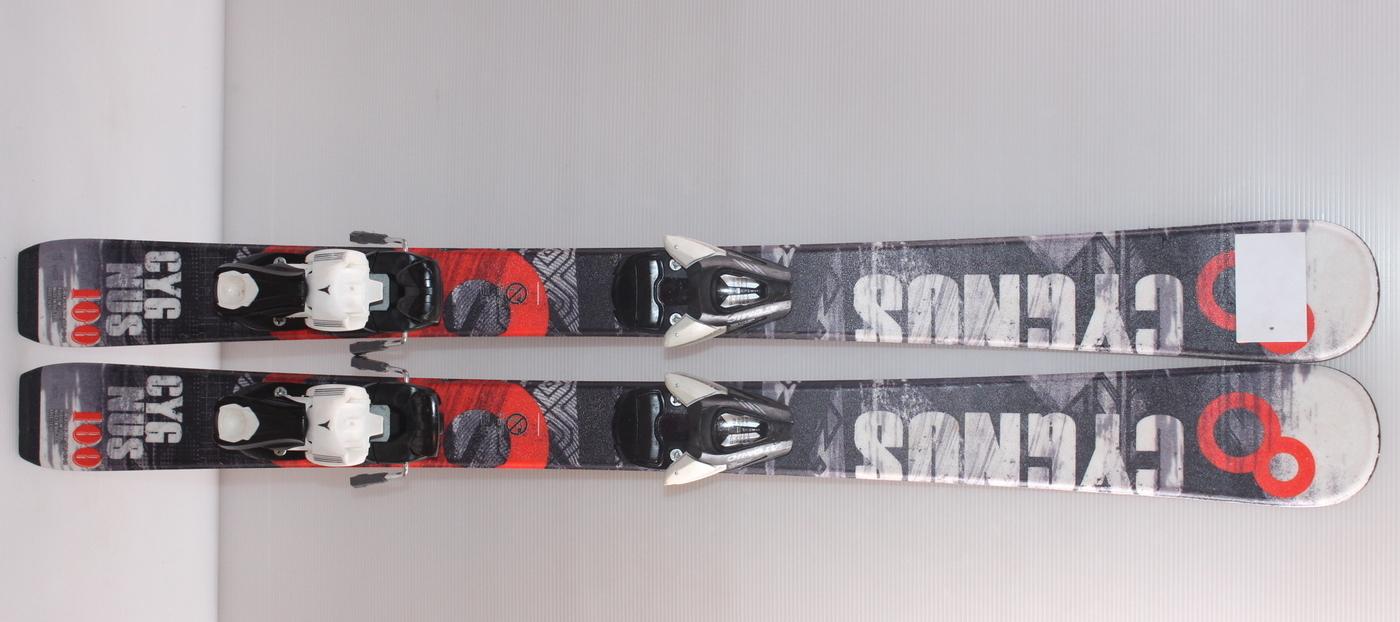 Dětské lyže TECNO CIGNUS 100cm