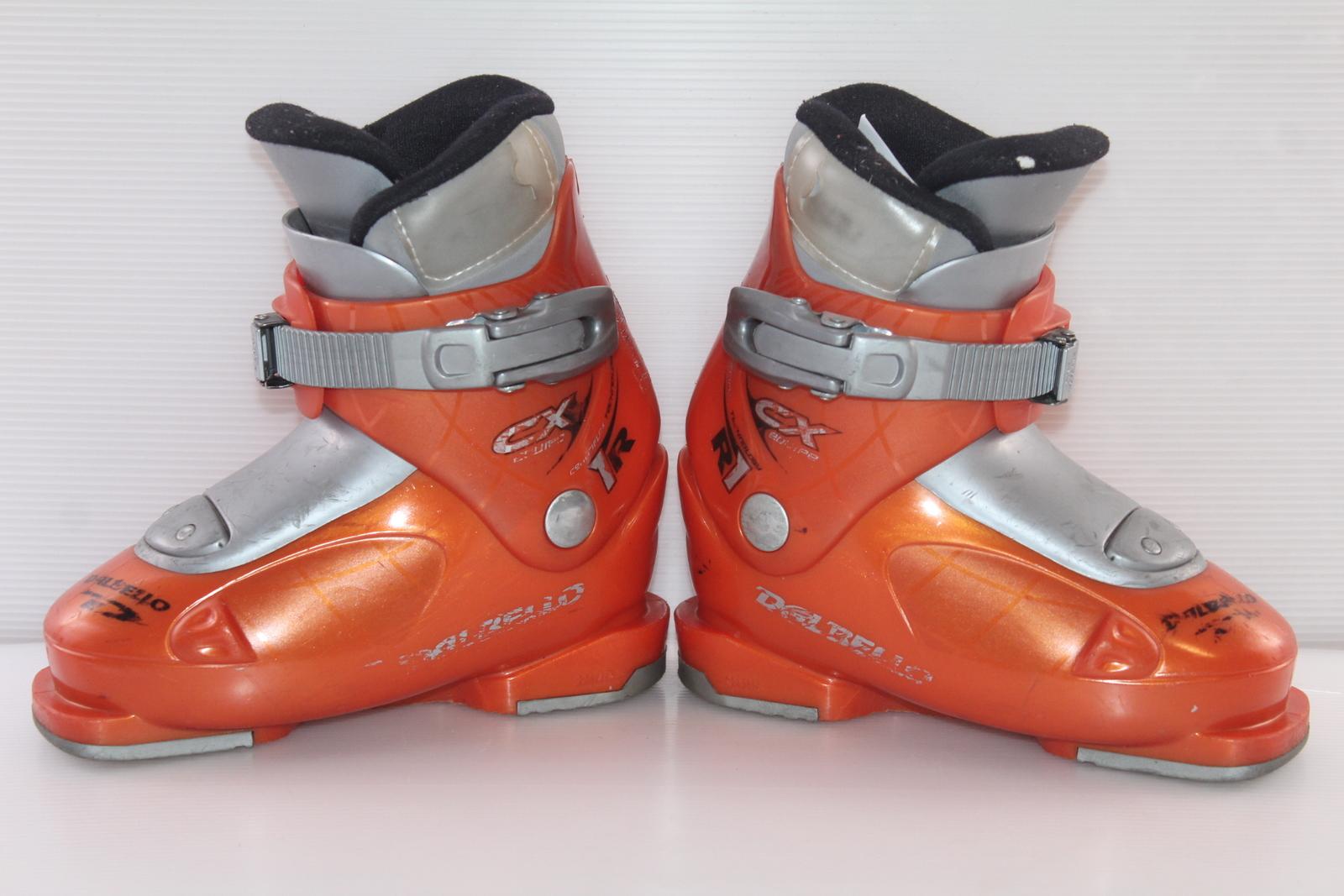 Dětské lyžáky Dalbello CX Equipe R1 vel. EU28.5