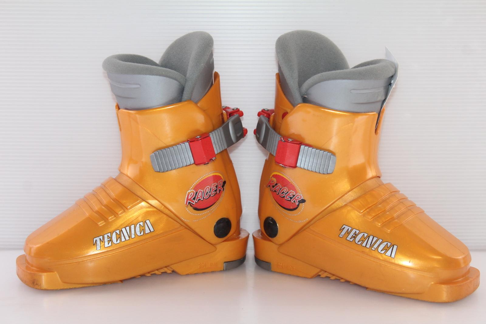 Dívčí lyžáky Tecnica Racer vel. EU25