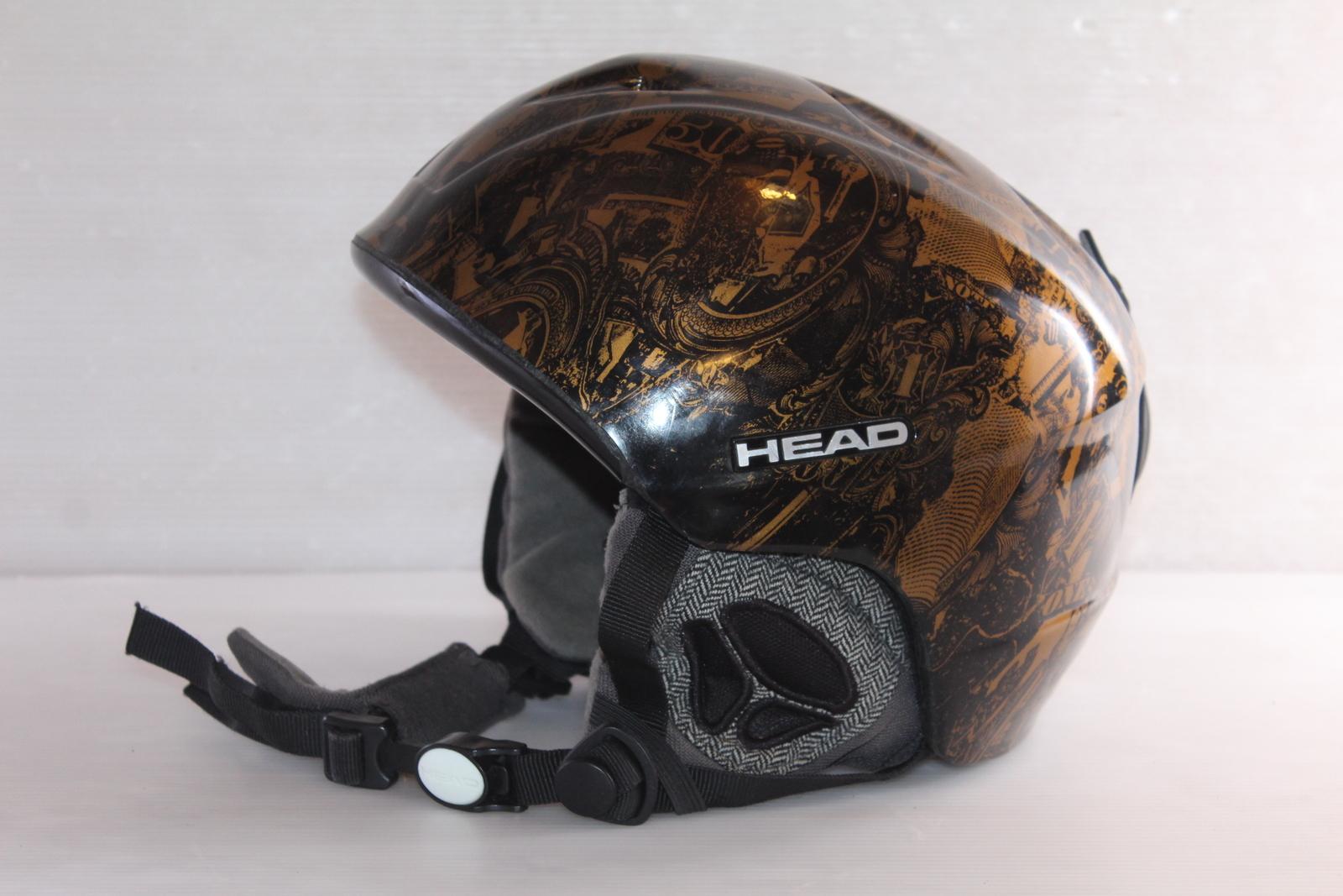 Lyžařská helma Head Rebell vel. 60
