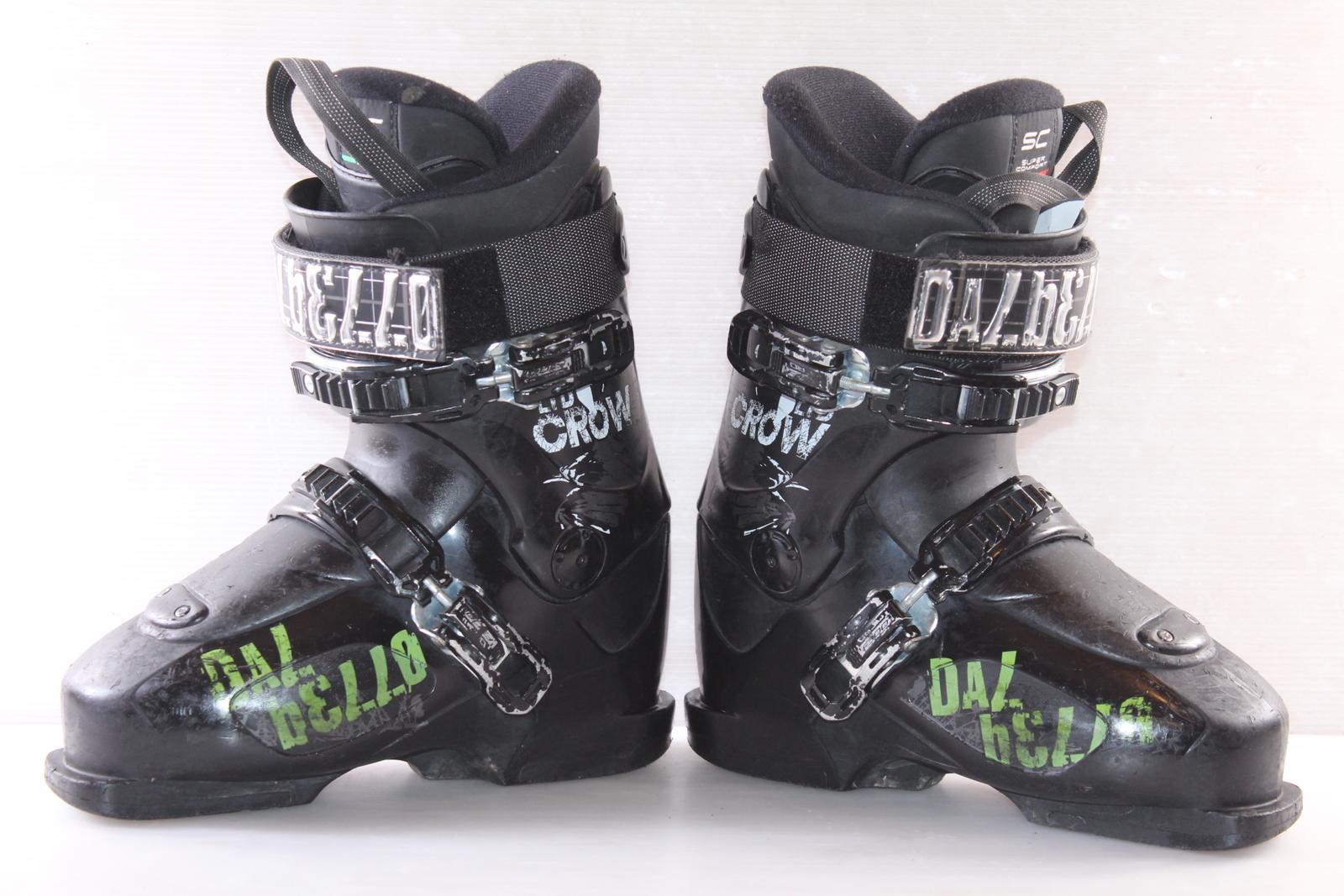 Lyžařské boty Dalbello Crow Ltd vel. EU38 flexe 70