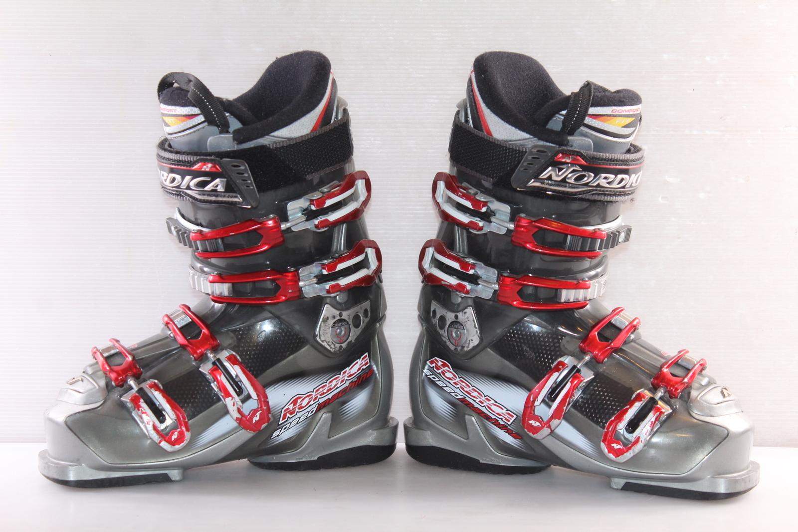 Lyžařské boty Nordica Speed MachiNE vel. EU38.5