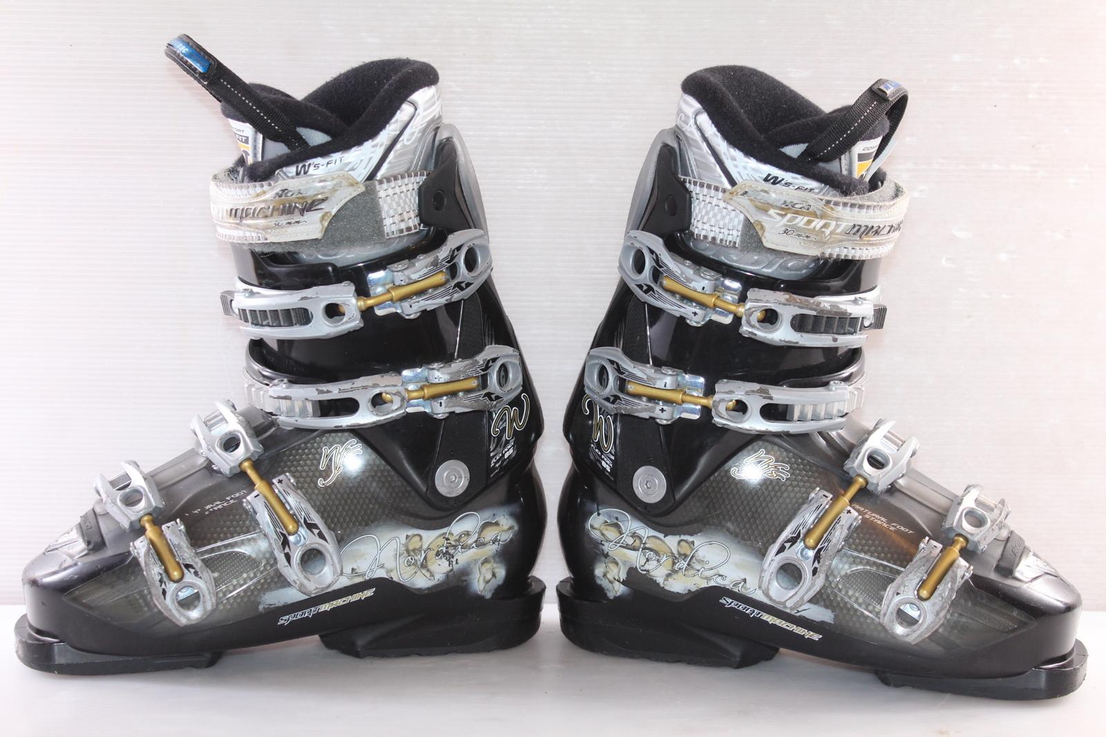 Dámské lyžáky Nordica Sport Machine NFS 85W vel. EU38.5