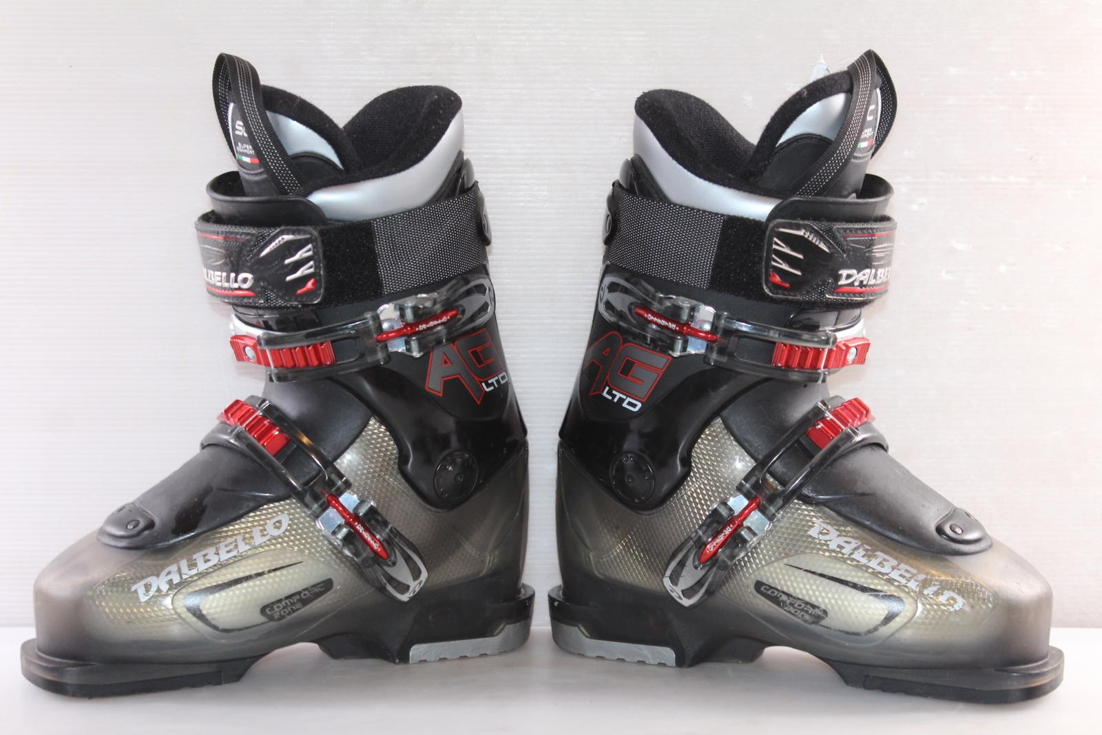 Lyžařské boty Dalbello AG Ltd vel. EU38.5