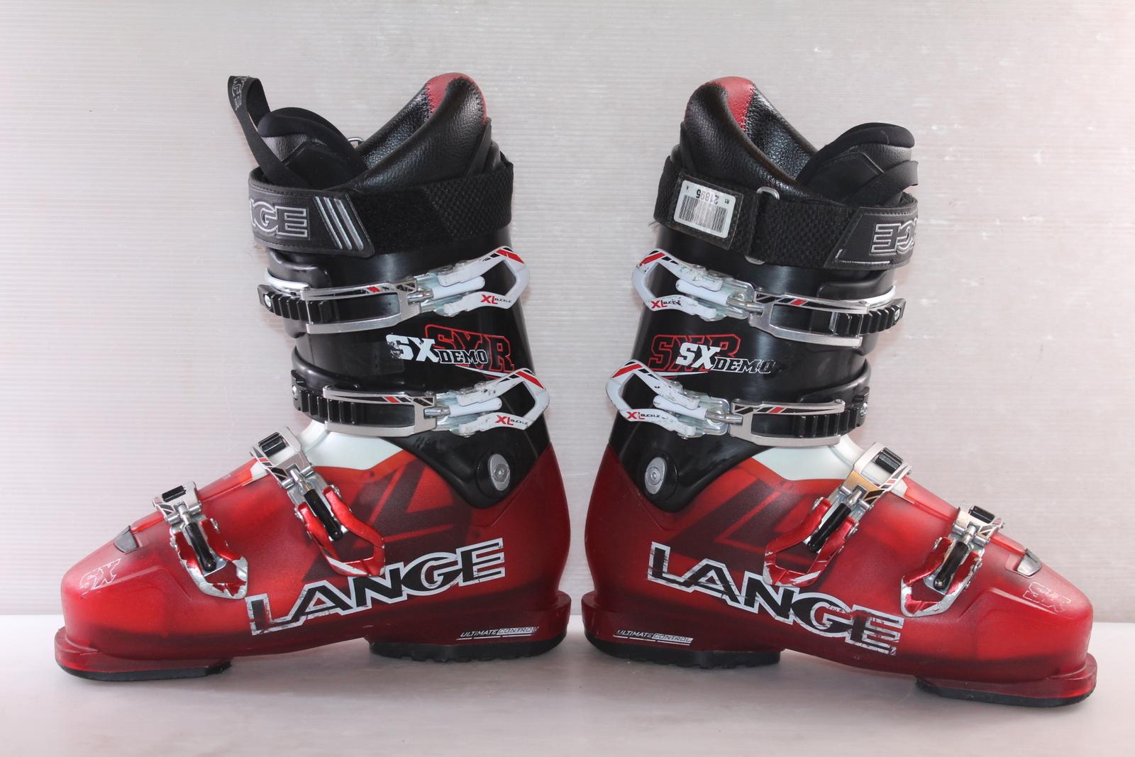 Lyžařské boty Lange SX Demo vel. EU41 flexe 85