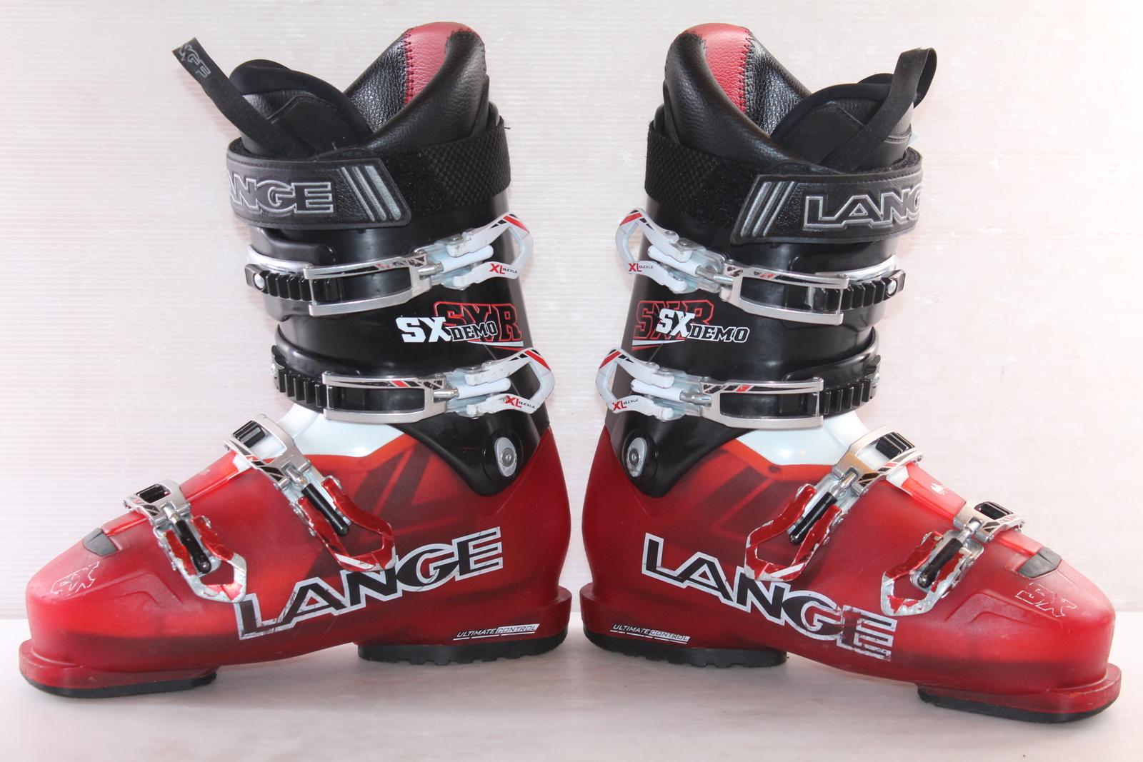 Lyžařské boty Lange Demo SXR vel. EU41 flexe 85