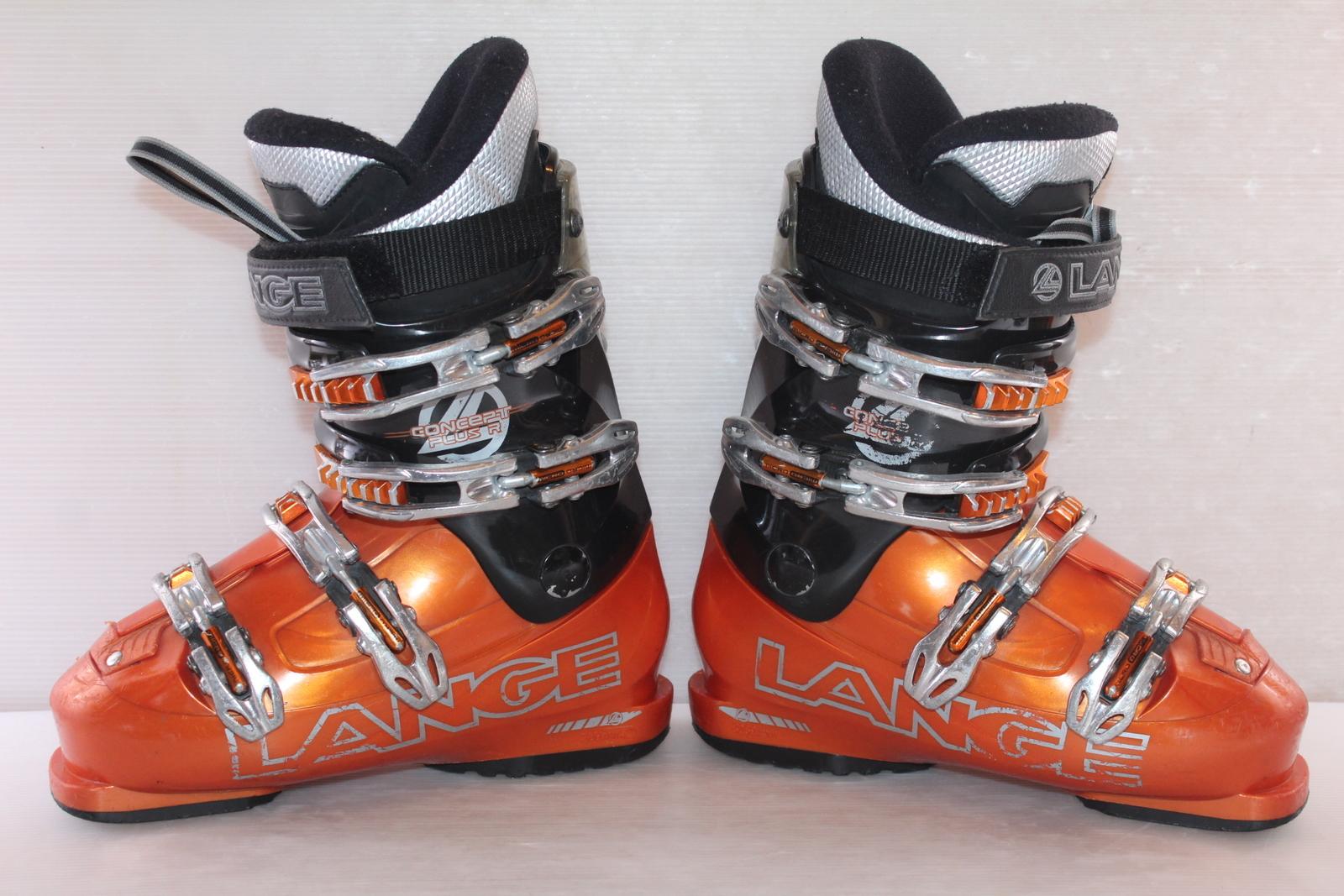 Lyžařské boty Lange Concept +R vel. EU38.5