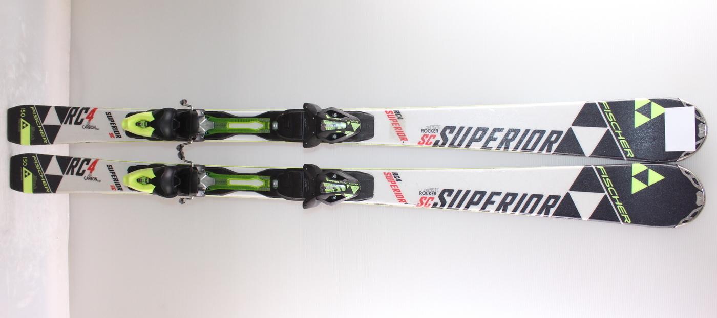 Lyže FISCHER RC4 SUPERIOR SC 150cm
