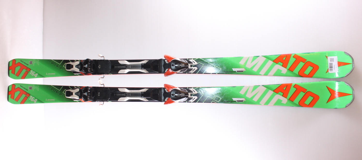 Lyže ATOMIC REDSTER XTi green 164cm