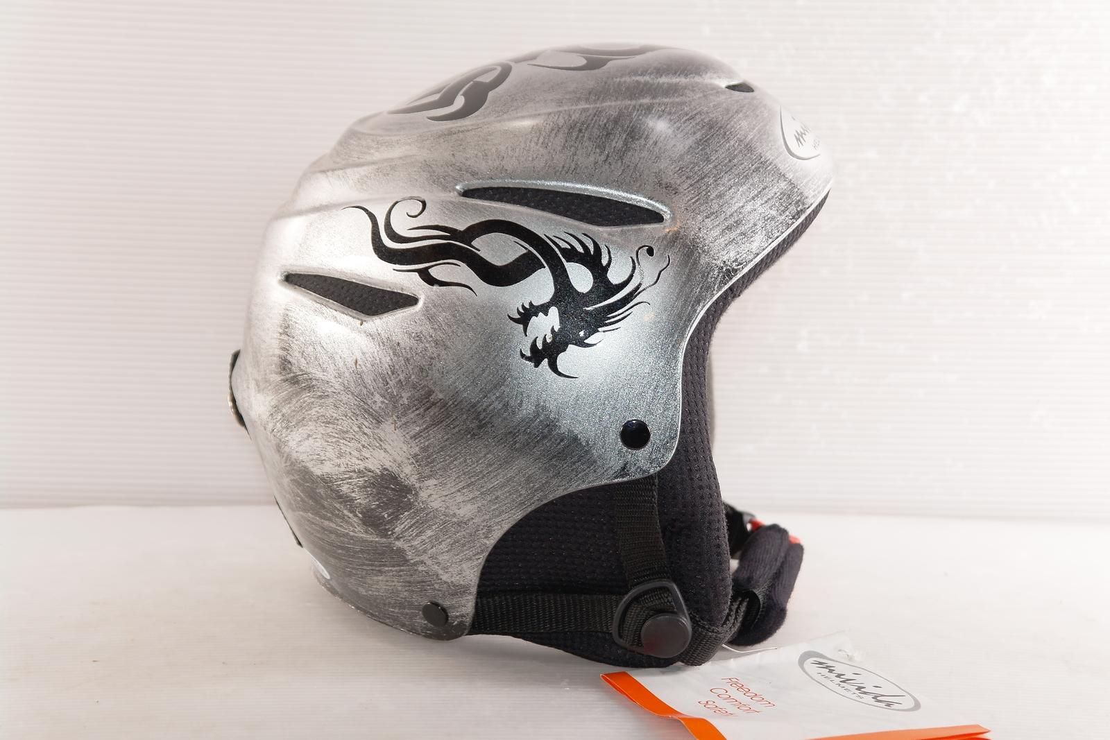 Dámská lyžařská helma Mivida X-style tatoo vel. 58