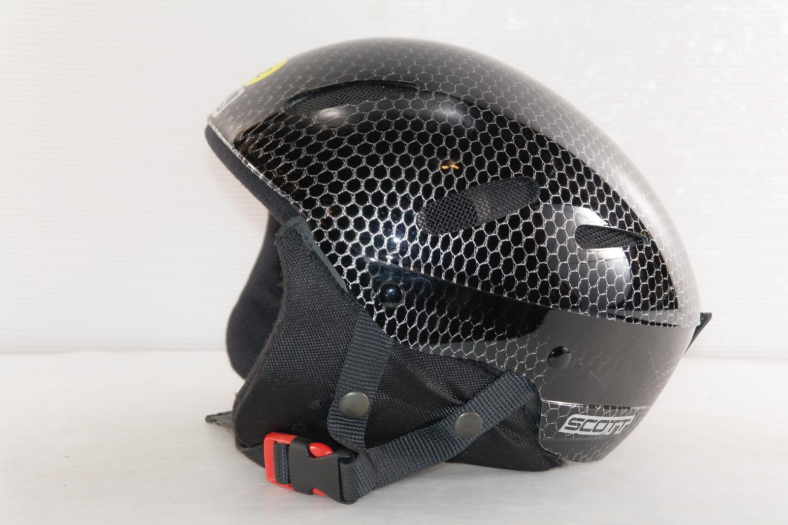 Lyžařská helma Scott Snake vel. 62