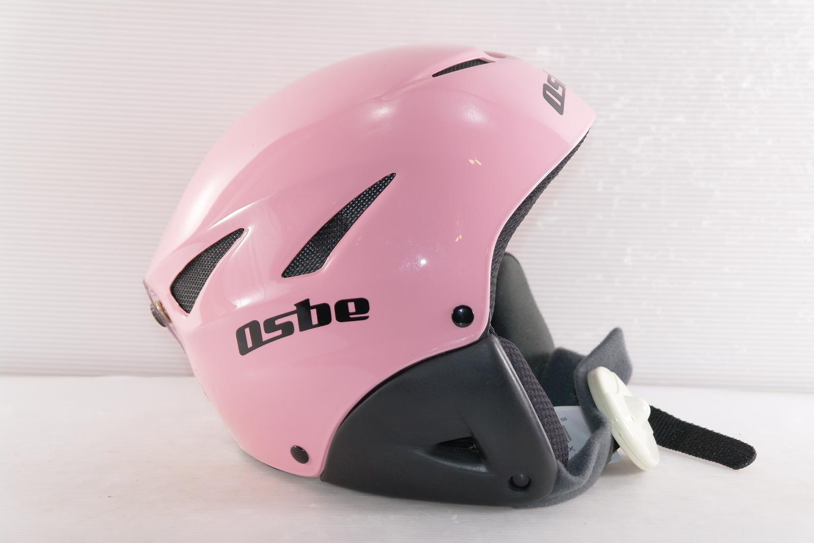 Dámská lyžařská helma Osbe Crime Soft vel. 58