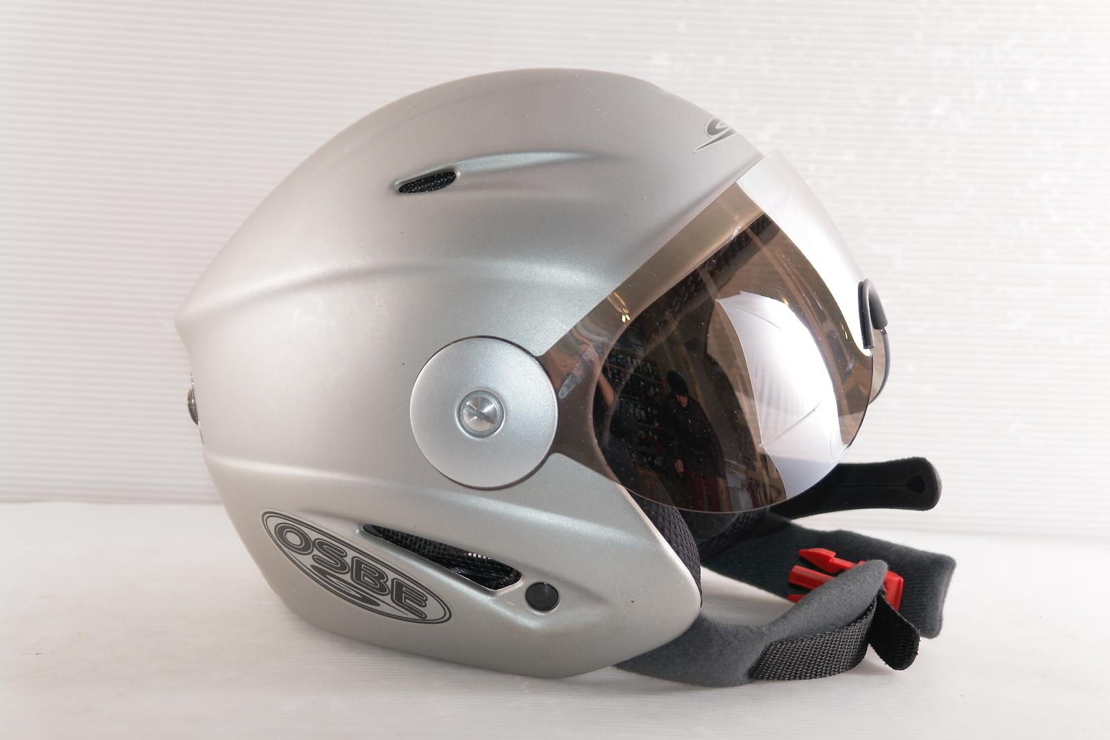 Dětská lyžařská helma Osbe Proton/Mirror JR vel. 52