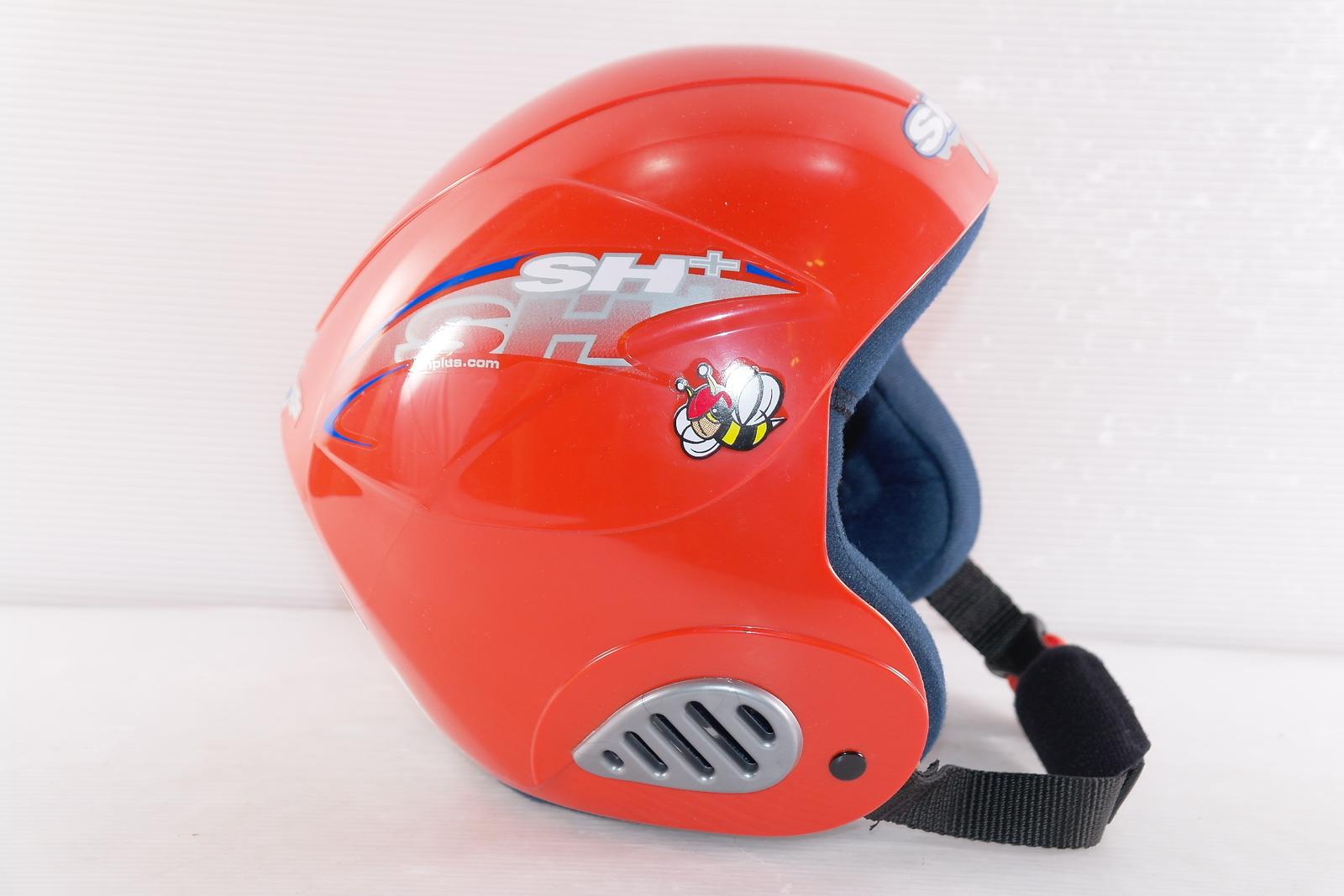 Dětská lyžařská helma SH+ EX1 EVO III vel. 52