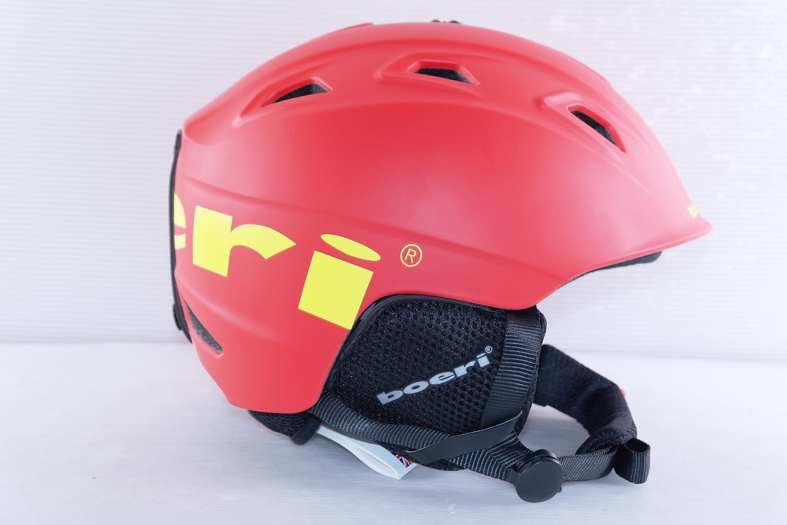 Dámská lyžařská helma Boeri Apollo - posuvná vel. 56 - 57