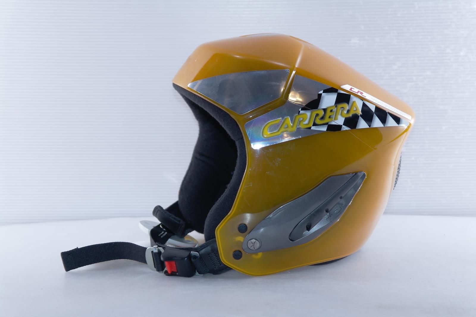 Lyžařská helma Carrera Gold vel. 60