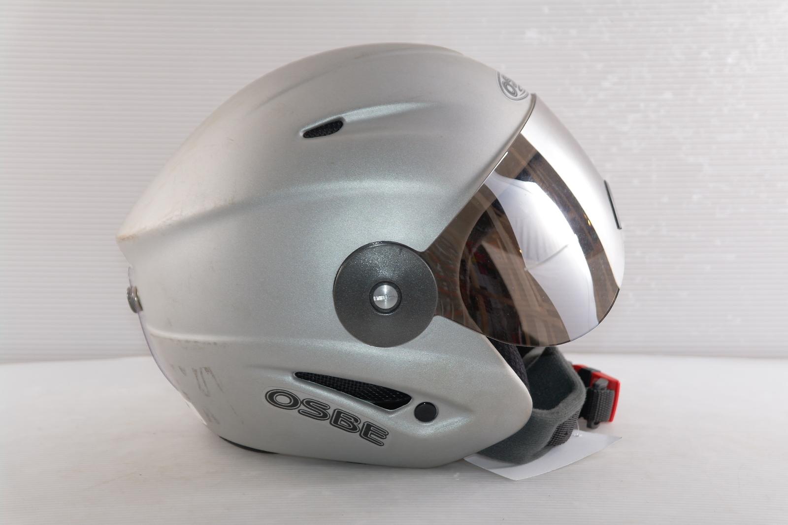 Dětská lyžařská helma Osbe Proton JR vel. 52