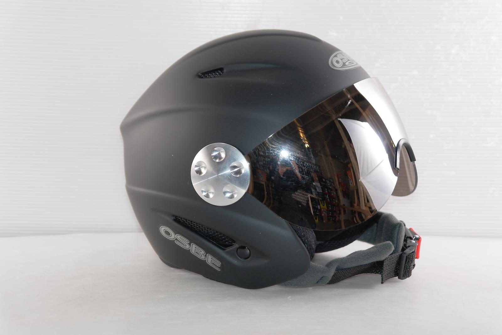 Dětská lyžařská helma Osbe Proton JR vel. 50