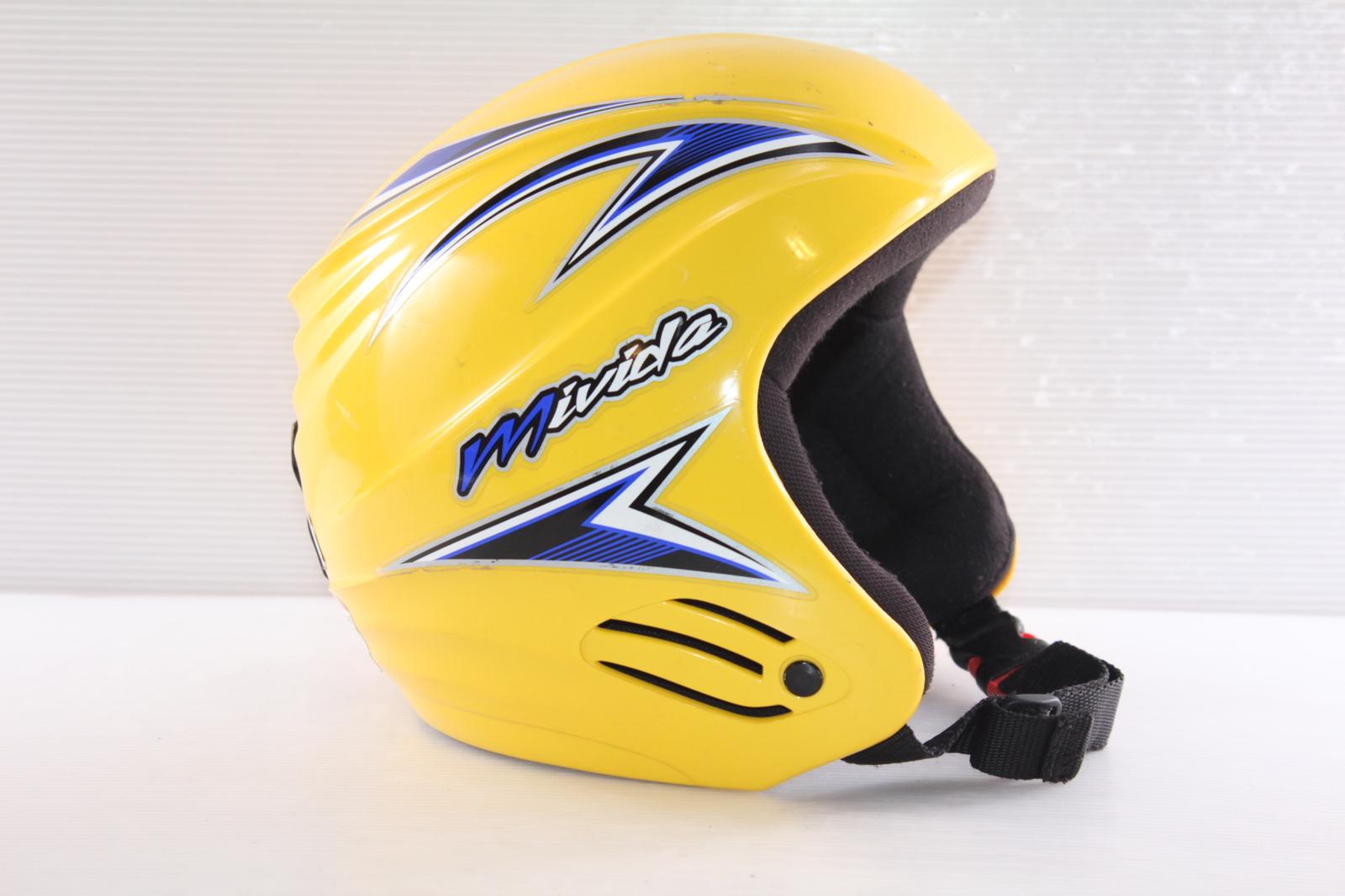 Lyžařská helma Mivida  - posuvná vel. 52 - 56