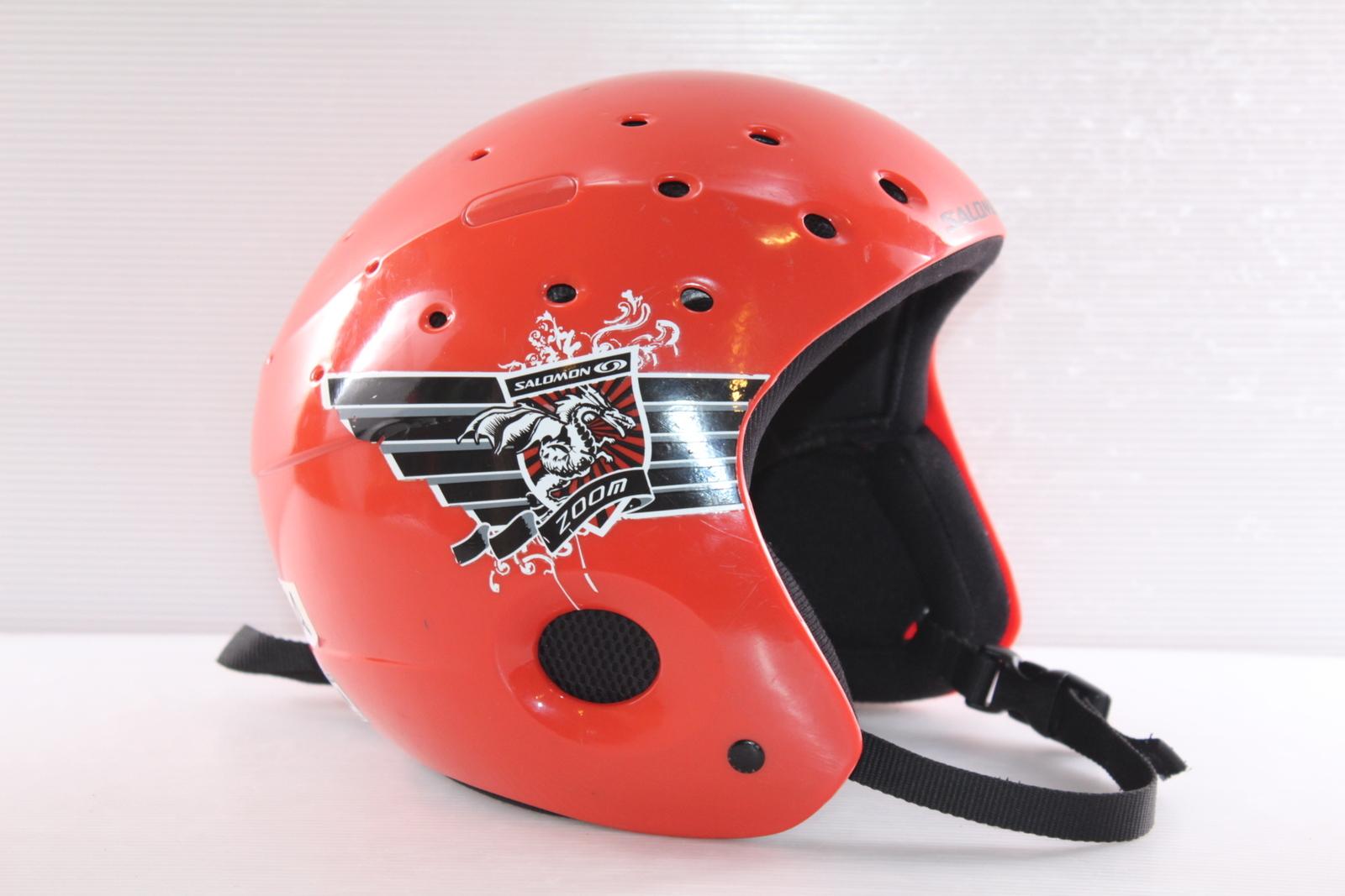 Lyžařská helma Salomon  vel. 57