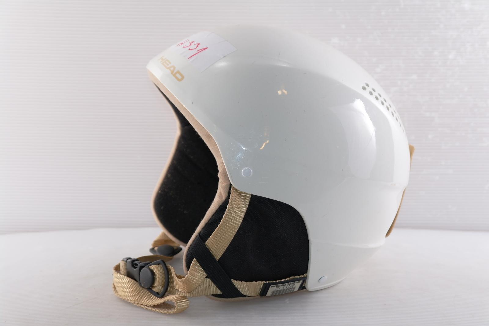 Lyžařská helma Head Ventor Youth R posuvná - posuvná vel. 56 - 59
