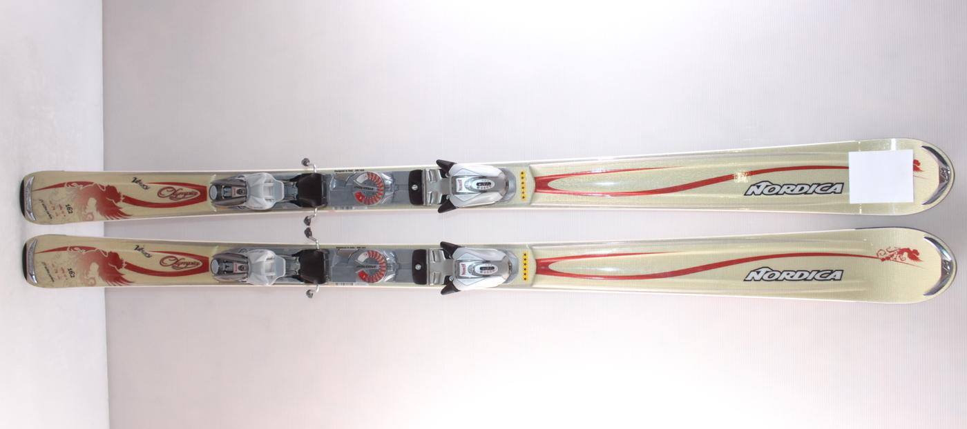 Dámské lyže NORDICA Olympia Victory 162cm