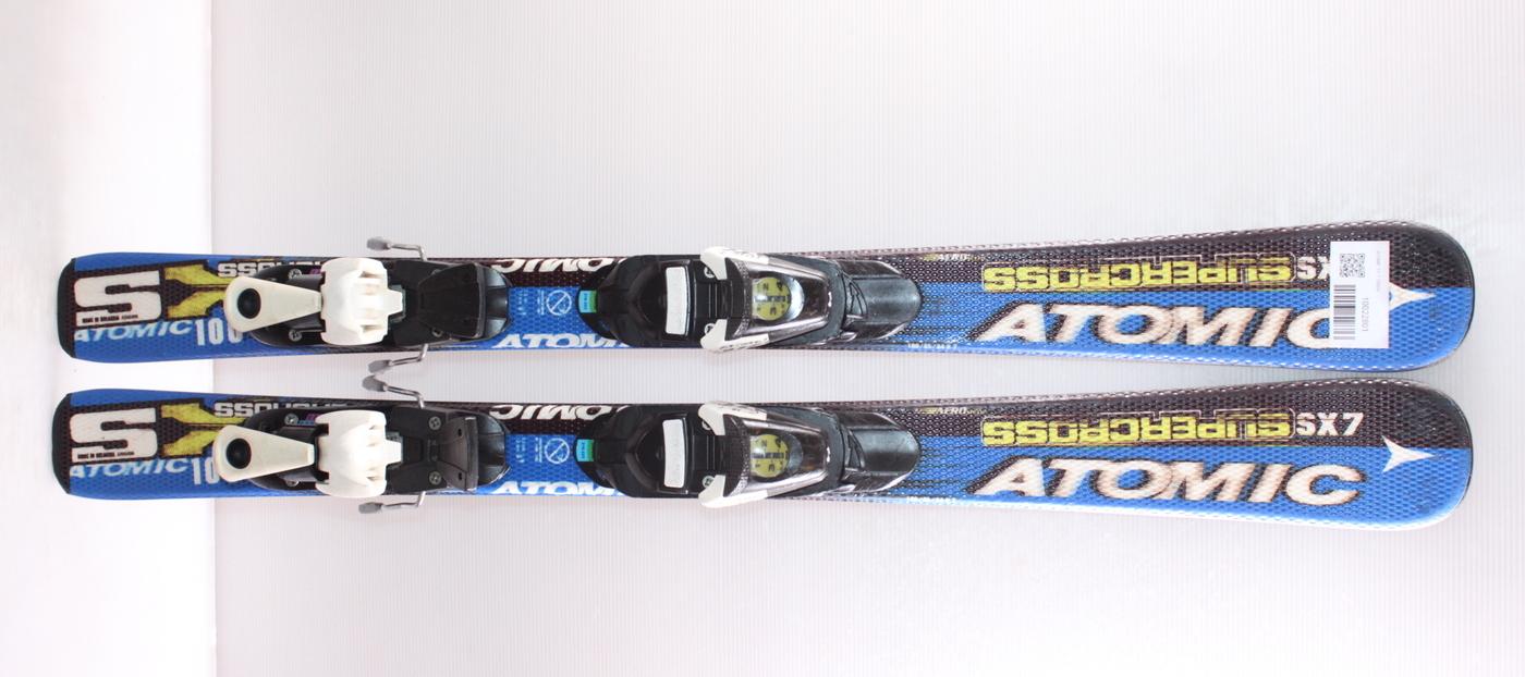 Dětské lyže ATOMIC SX 7 100cm
