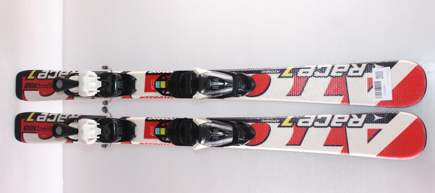 Dětské lyže ATOMIC RACE 7 100cm