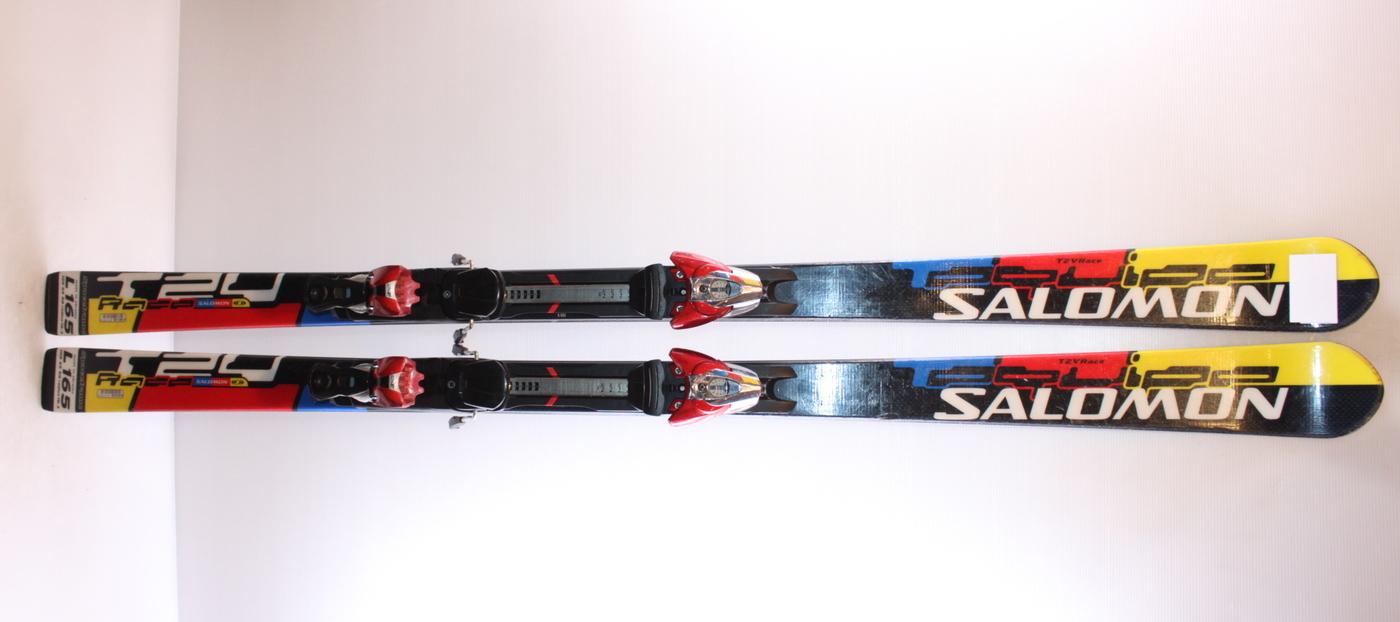 Dětské lyže SALOMON T2 V RACE 165cm