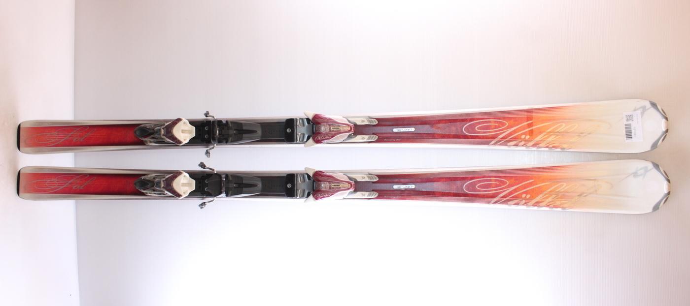 Dámské lyže VOLKL SOL 165cm