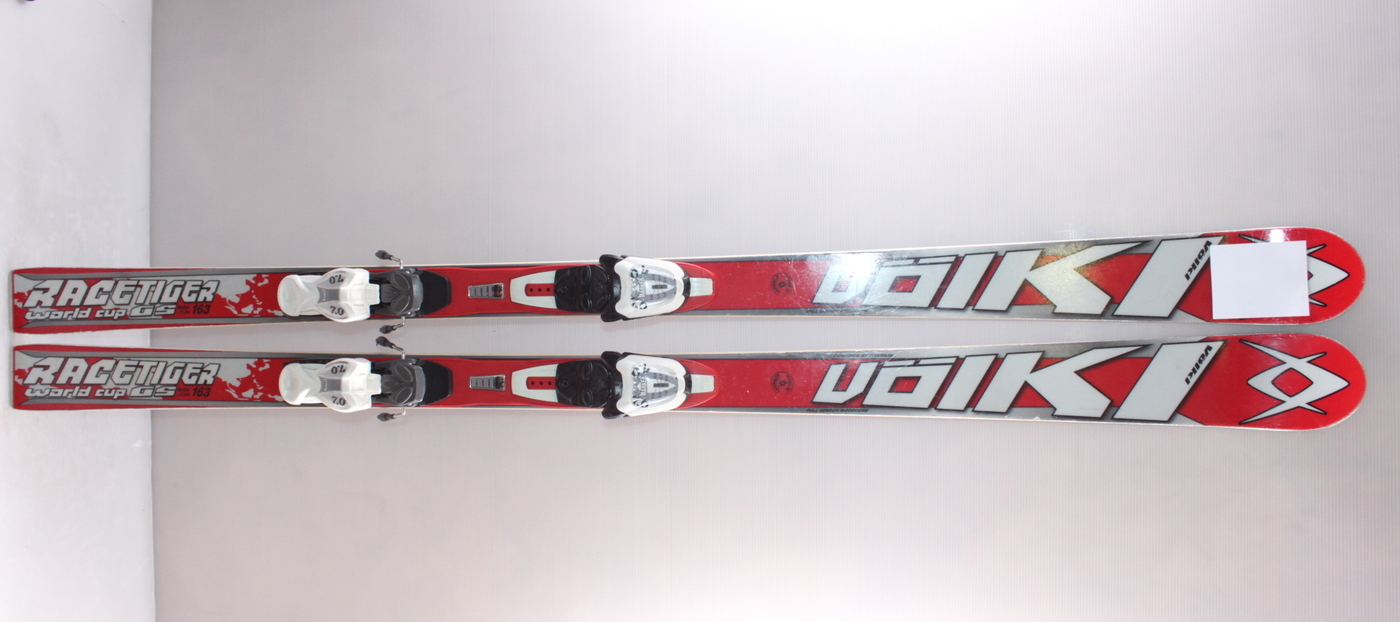 Dětské lyže VOLKL RACETIGER GS 160cm