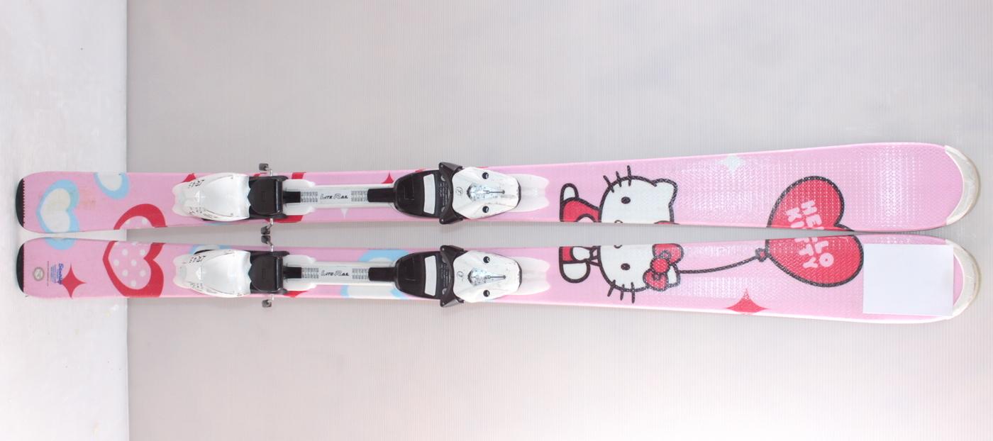 Dětské lyže HEAD HELLO KITTY 130cm