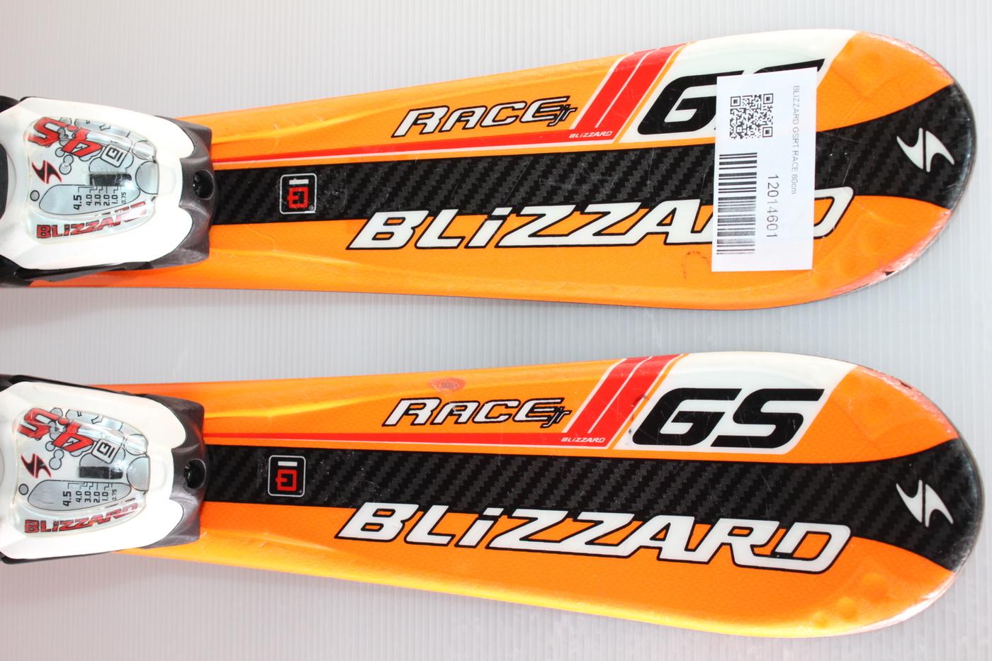 Dětské lyže BLIZZARD GSRT RACE 80cm