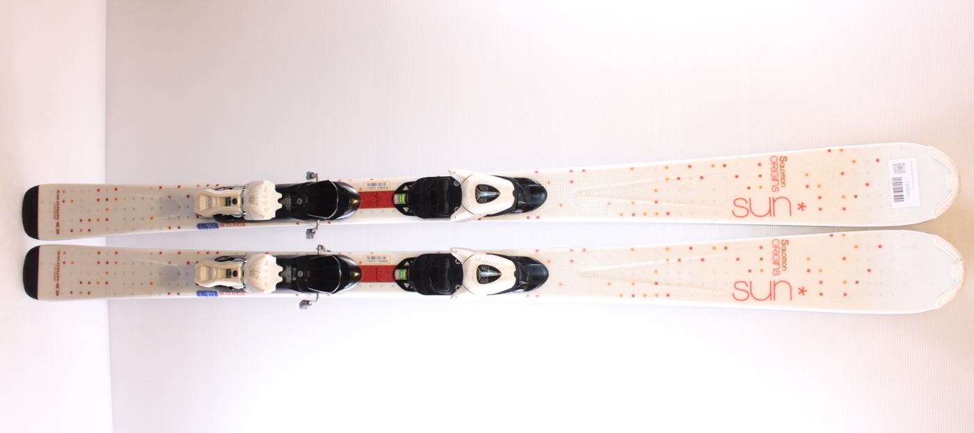 Dámské lyže SALOMON ORIGINS SUN 151cm