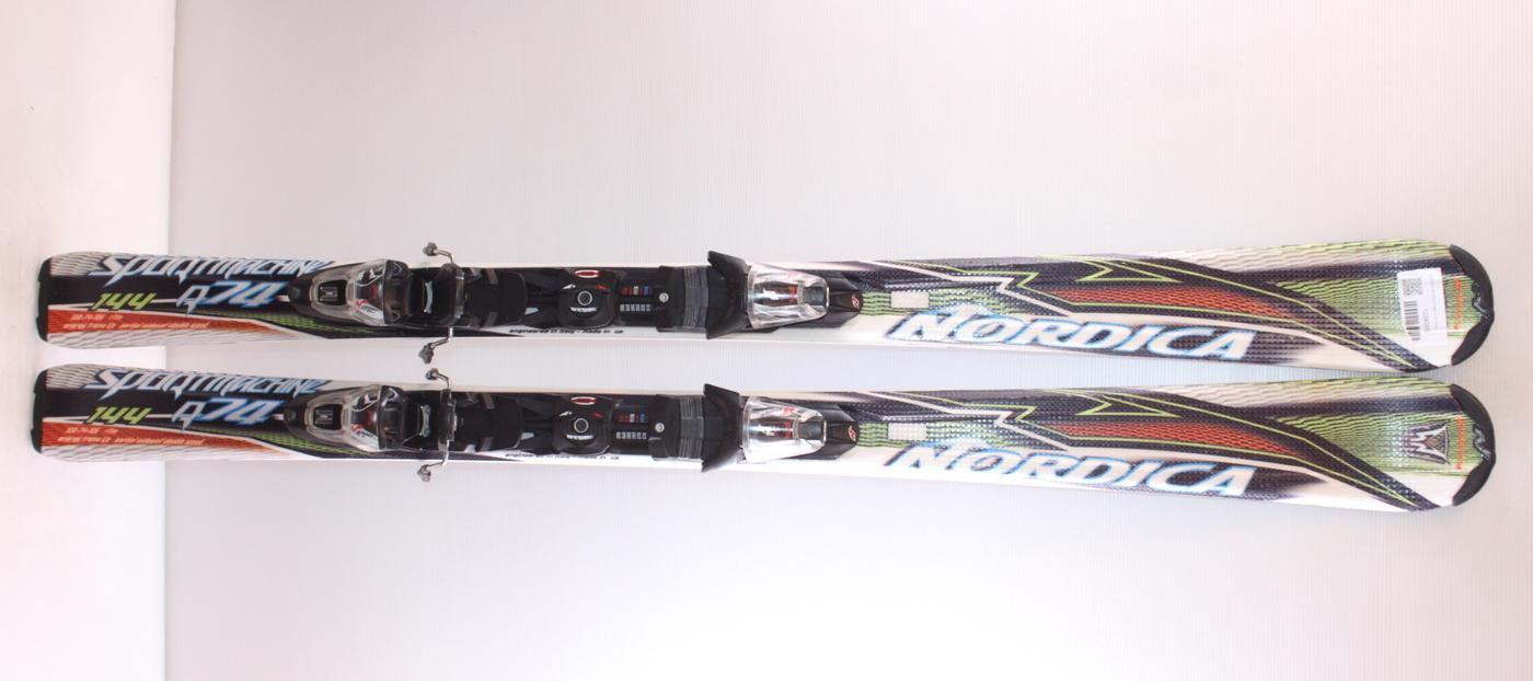 Lyže NORDICA SPORTMACHINE R 74 152cm