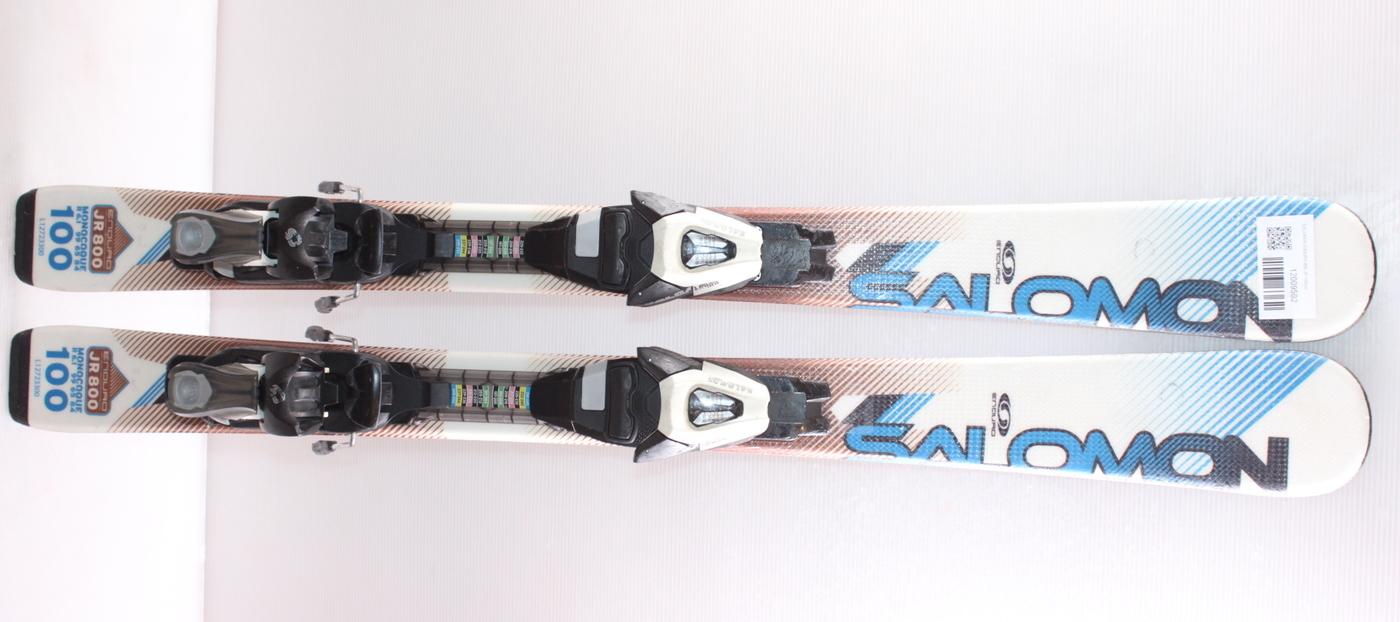 Dětské lyže SALOMON ENDURO 800 JR 100cm
