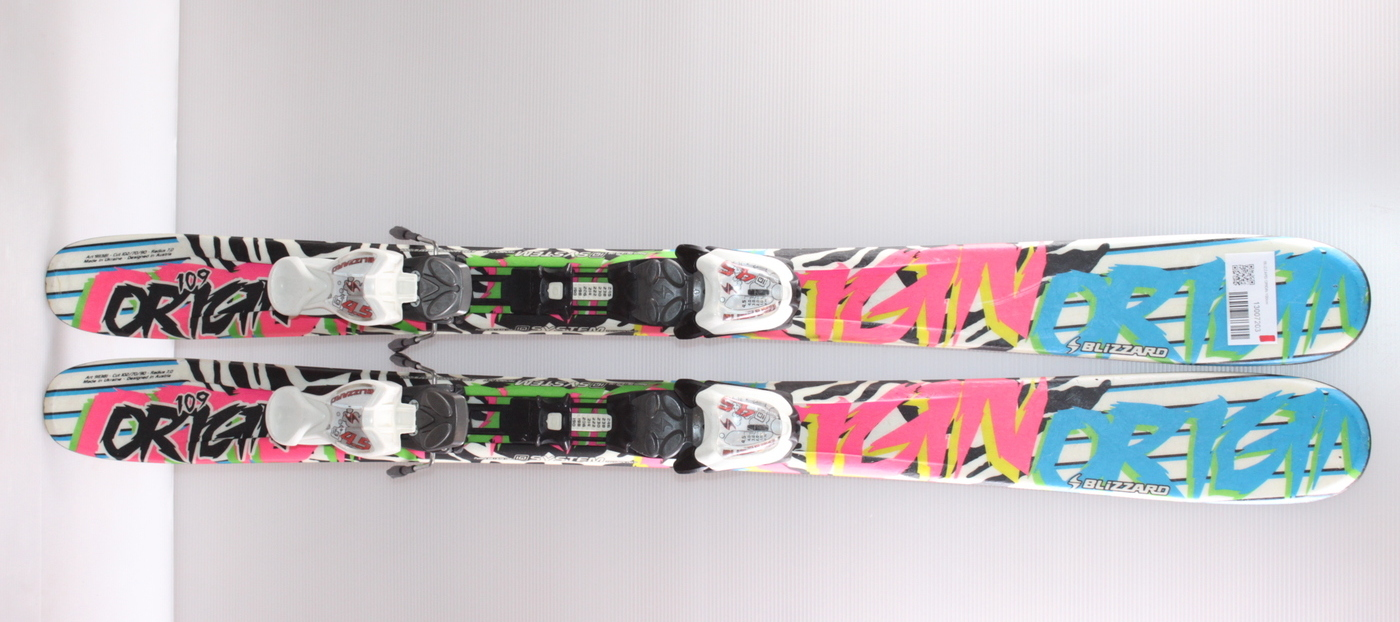 Dětské lyže BLIZZARD ORIGIN 109cm