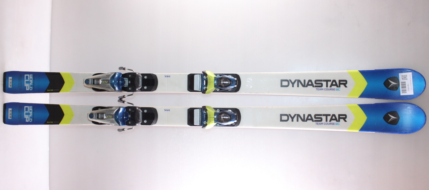 Dětské lyže DYNASTAR TEAM COURSE WC 144cm