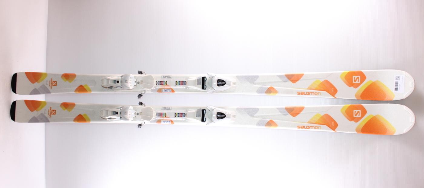 Dámské lyže SALOMON SUN 167cm