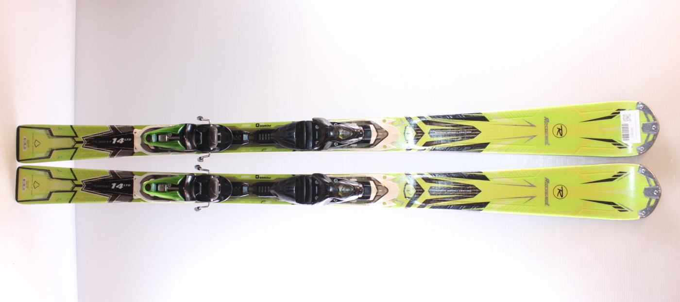 Lyže ROSSIGNOL PURSUIT 14 LTD GREEN 156cm